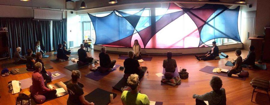 Corporate Wellness & Mindfulness Program